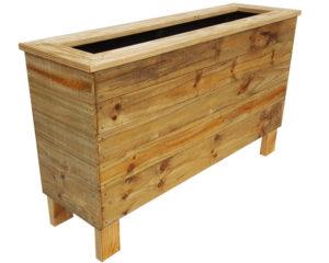 Raised Planter box 1245-370-720