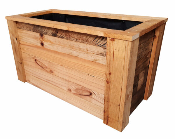 Recycled Planter box 1